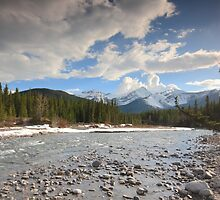 Little Elbow River by zumi