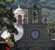Nuestra Señora del Pino by Hans Bax