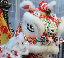 Chinese New Year Lion Dance by nikonpicon