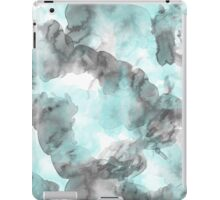 Blu paint iPad Case/Skin