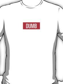 Dumb Red velvet T-Shirt