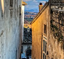 Montefusco alley by PhotosOnTheRoad