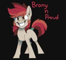 Brony N Proud Kids Tee