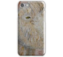 Lamancha Dairy Goat iPhone Case/Skin