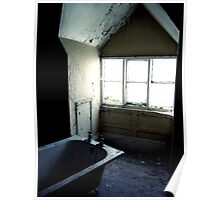 Washed Clean ~ Pool Park Asylum Poster
