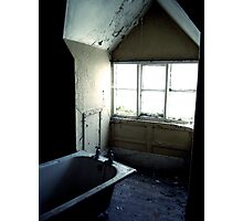 Washed Clean ~ Pool Park Asylum Photographic Print
