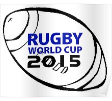 Rugby world cup 2015 Poster