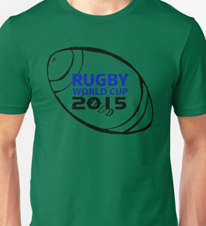 Rugby world cup 2015 Unisex T-Shirt
