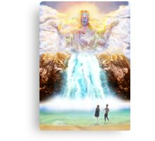 The White Brotherhood Canvas Print