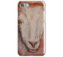 Saanen Dairy Goat iPhone Case/Skin