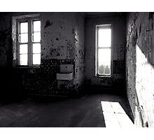 Sink ~ Pool Park Asylum Photographic Print