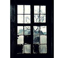 Patchwork ~ Pool Park Asylum Photographic Print