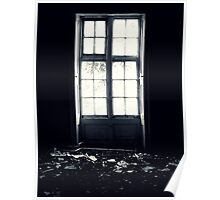 Debris ~ Pool Park Asylum Poster