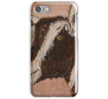 Toggenburg Dairy Goat iPhone Case/Skin