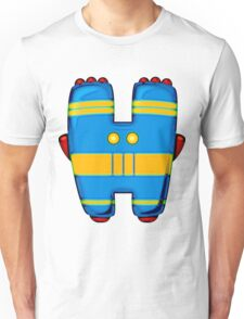 "Introducing the letter ""Heta"" Unisex T-Shirt"