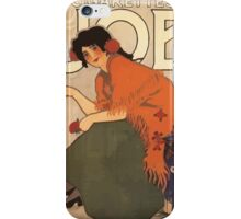 Affiche Armand Rassenfosse iPhone Case/Skin