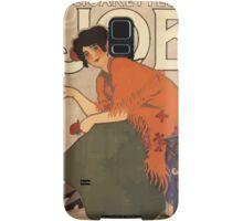 Affiche Armand Rassenfosse Samsung Galaxy Case/Skin