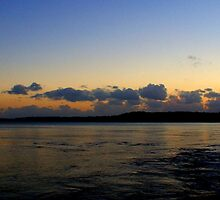 Falmouth Bay Sunset. by AndyReeve