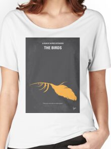 No110 My Birds minimal movie poster Women's Relaxed Fit T-Shirt