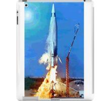 Missile Launch iPad Case/Skin