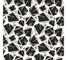 Unique geometrical pattern. Photographic Print