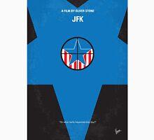 No111 My JFK minimal movie poster Unisex T-Shirt