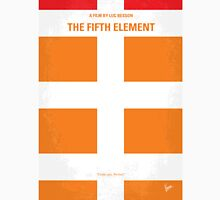 No112 My Fifth Element minimal movie poster Unisex T-Shirt
