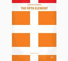 No112 My Fifth Element minimal movie poster Unisex T-Shirt