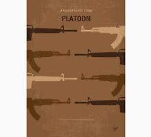 No115 My Platoon minimal movie poster Unisex T-Shirt