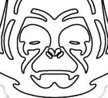 Protohype Logo - White Sticker