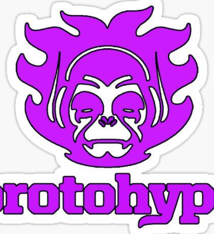 Protohype Logo - Purple Sticker
