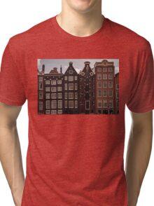 A bit of Dutch (2) Tri-blend T-Shirt