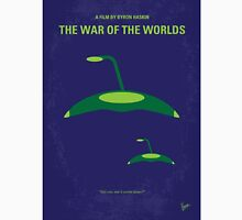 No118 My WAR OF THE WORLDS minimal movie poster Unisex T-Shirt