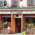 Doyles Grocery Pub, Graiguenamanagh, County Kilkenny, Ireland by Andrew Jones