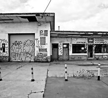 Image 1: Urban Decay Series. by Peter Roberts