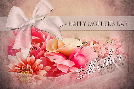 MOTHER'S DAY CARD by Trudy Wilkerson