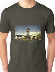Exeter Clock Tower  Unisex T-Shirt