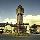 Exeter Clock Tower  by Rob Hawkins