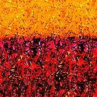 When Pollock Meets Rothko by Richard  Tuvey