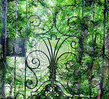 Wrought Iron Mystery by DALucas