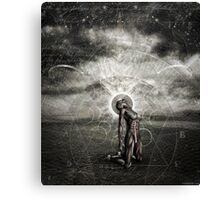 Projection Canvas Print