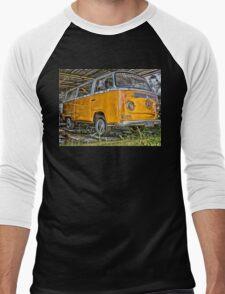 HDR Orange Volkswagen mini van T-Shirt