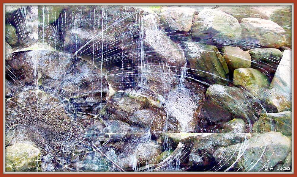 Holcomb Falls Dali View by DALucas