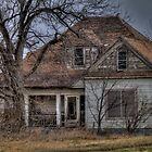 Ghostly Hide-Away by Terence Russell