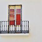 balcony  by marxbrothers