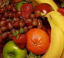 The fruits of the world by ZeeZeeshots