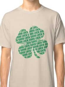 Four-Leaf Clover Classic T-Shirt