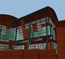 Spirutal centre - pods by CranBerryOcean
