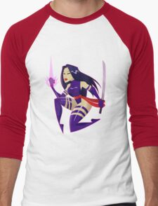 PSYLOCKE Men's Baseball ¾ T-Shirt