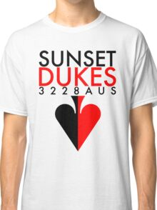 Sunset Dukes  Classic T-Shirt